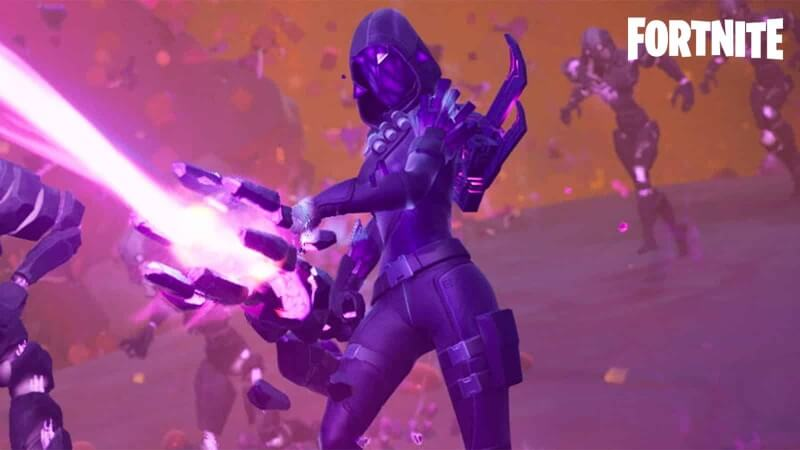 Where to find the Cube Assassin Fortnite