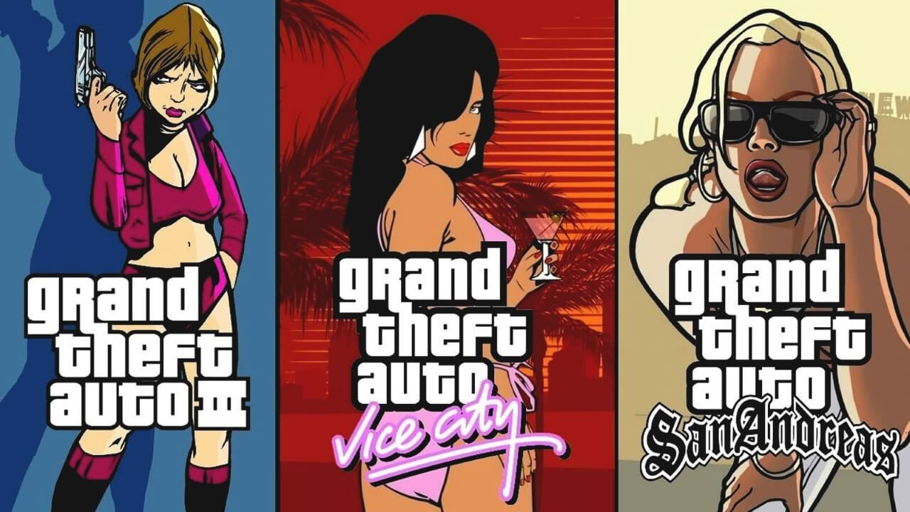 GTA: Trilogy Definitive Edition Leaked in Rating From Korean Board GARC