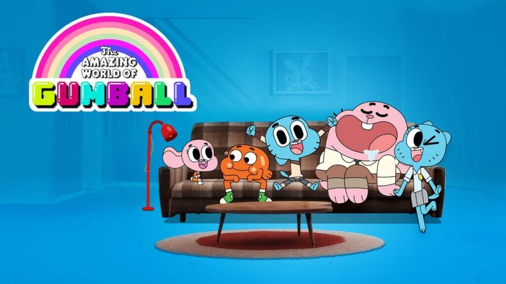 The Amazing World of Gumball is Returning with a Movie and TV Series