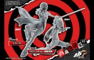 Persona 5 Joker And Akechi Figures Announced