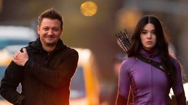 A Relationship to Look Forward to in the Hawkeye series