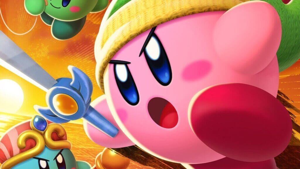 New Kirby Game Leaked Ahead of Nintendo Direct