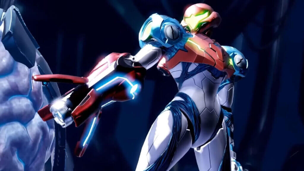 Metroid Dread Gets New Trailer During Nintendo Direct