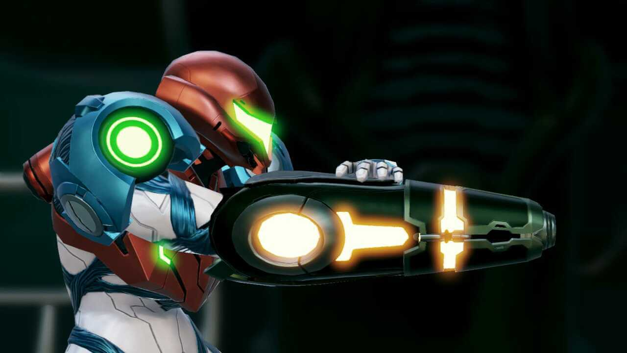 Metroid Dread Nintendo Switch Controller Revealed