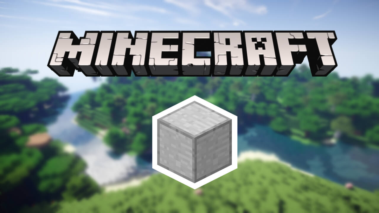 Minecraft: How to Make Smooth Stone
