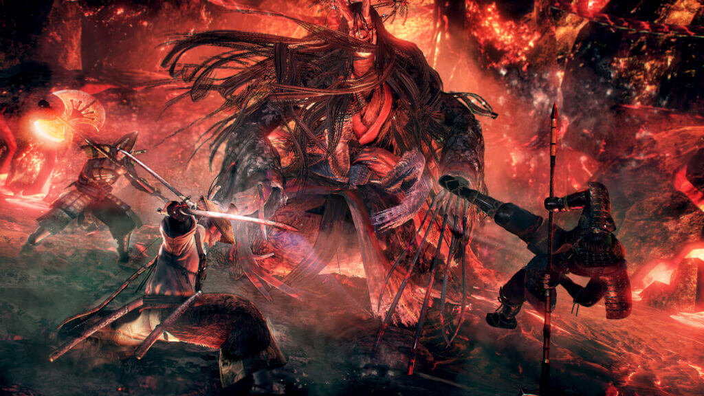 Nioh: Complete Edition Free on the Epic Games Store