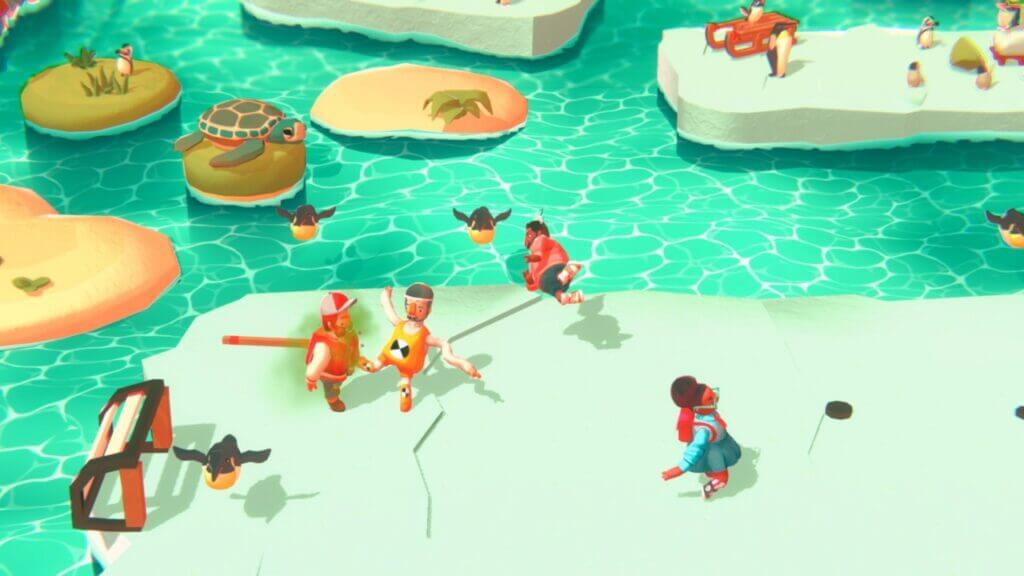 Push Your Family Game Launches Announcement Trailer
