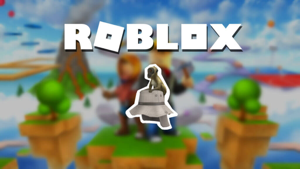 Roblox: How To Get Monkey Safari Hat