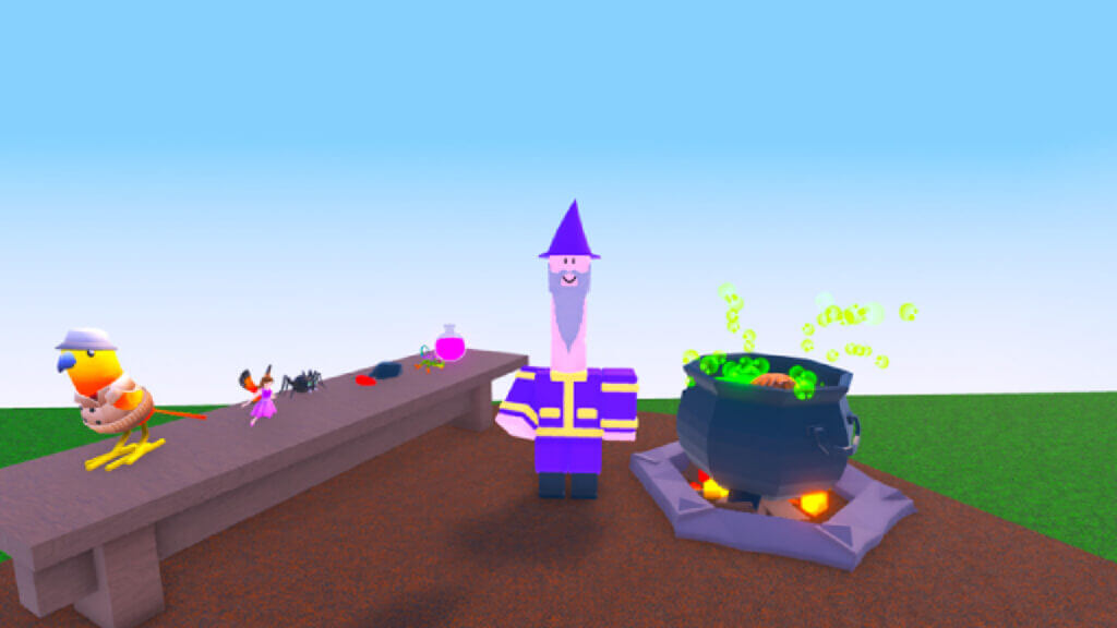 Roblox: How to Get the Fedora in Wacky Wizards
