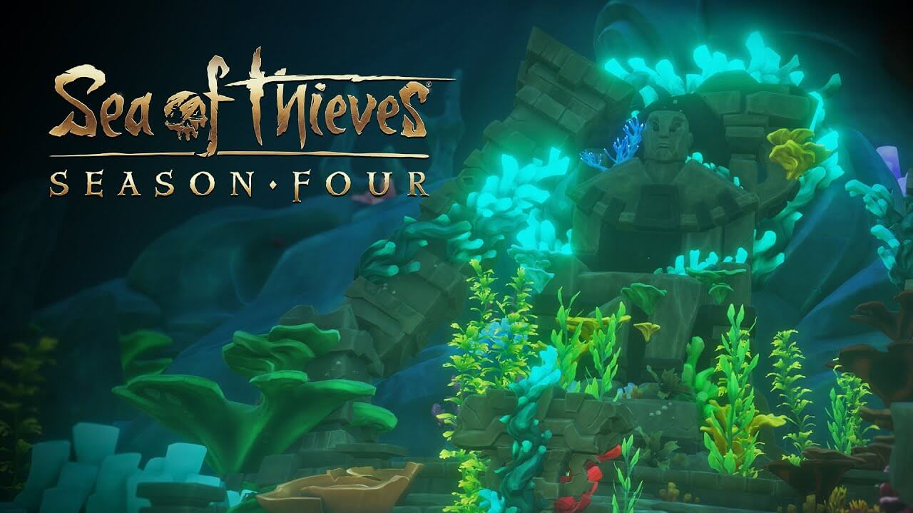 Sea of Thieves Details Season Four in New Trailer
