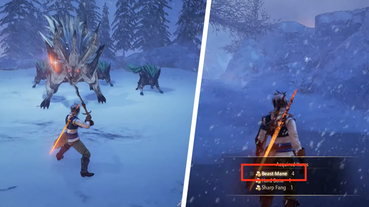 Tales of Arise: How to Get Beast Mane Fast