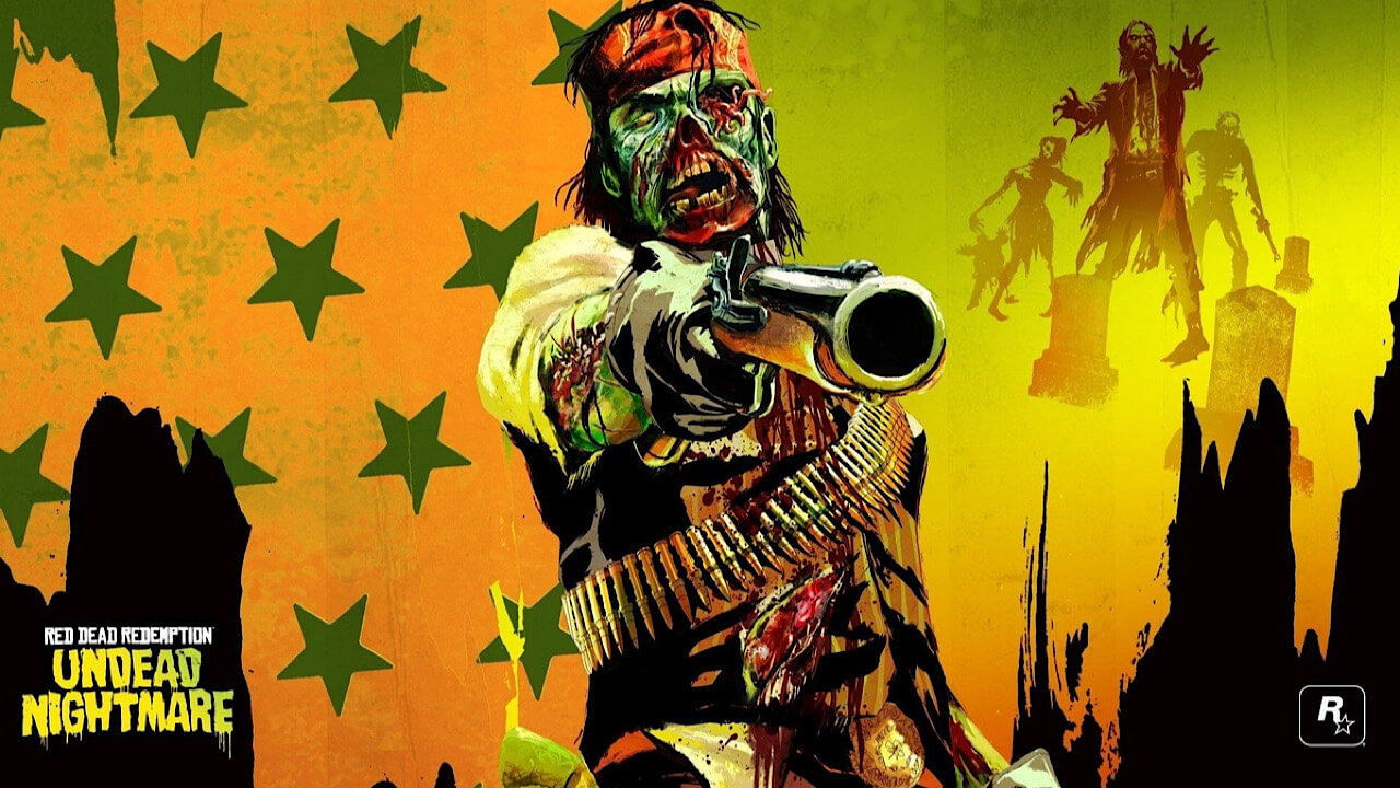 Red Dead Online Glitch Hints at Undead Nightmare 2