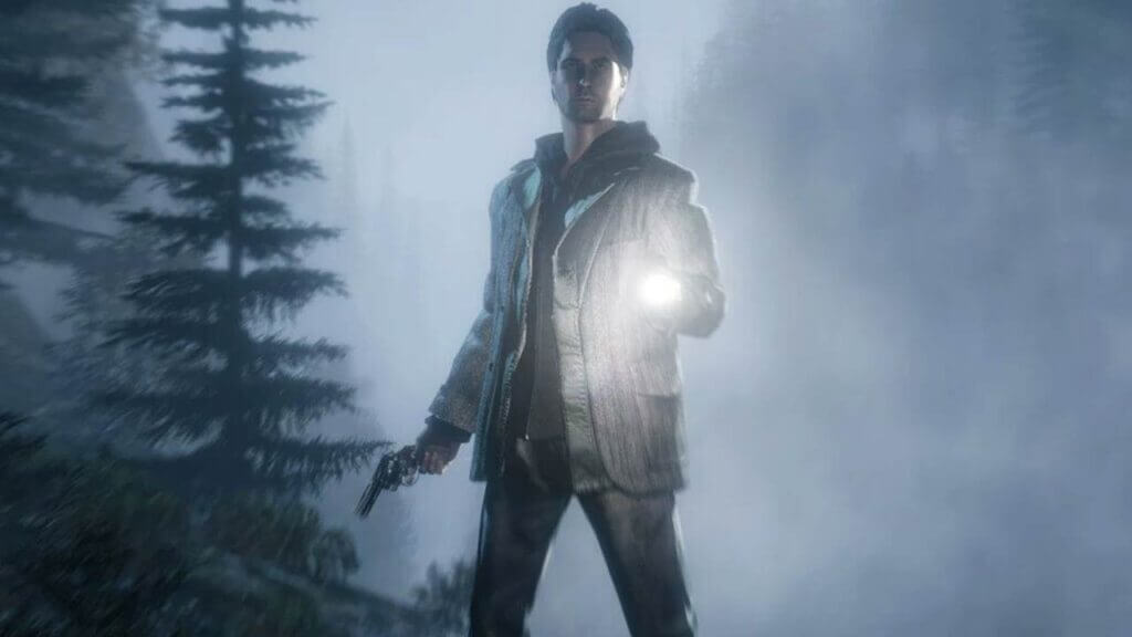 Alan Wake Remastered Set To Release Fall 2021
