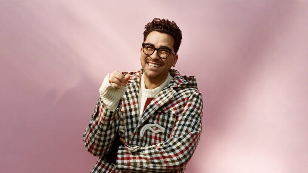 Dan Levy Signs Major Deal with Netflix, Will Direct and Star in Rom-com