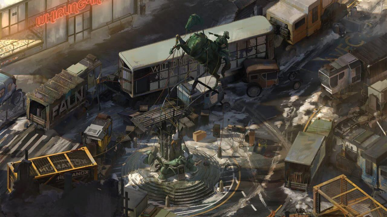 Disco Elysium - The Final Cut is Officially Coming to Xbox
