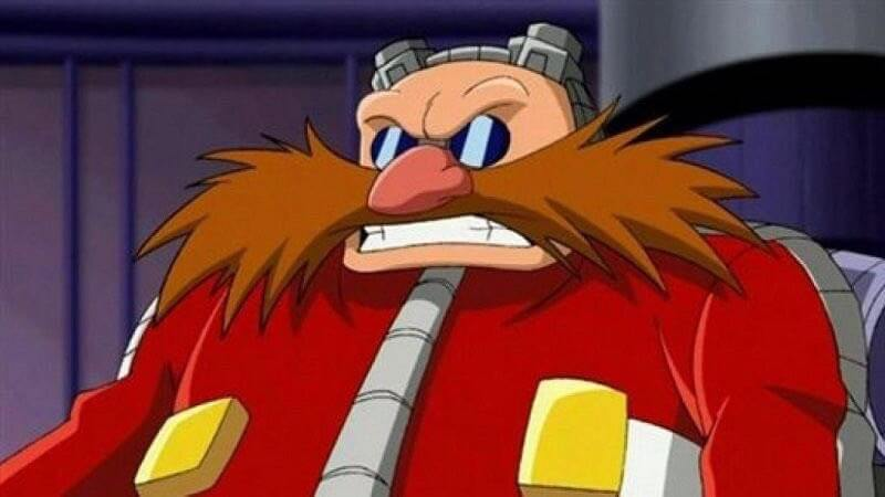 Dr. Eggman, Funniest Video Game Characters