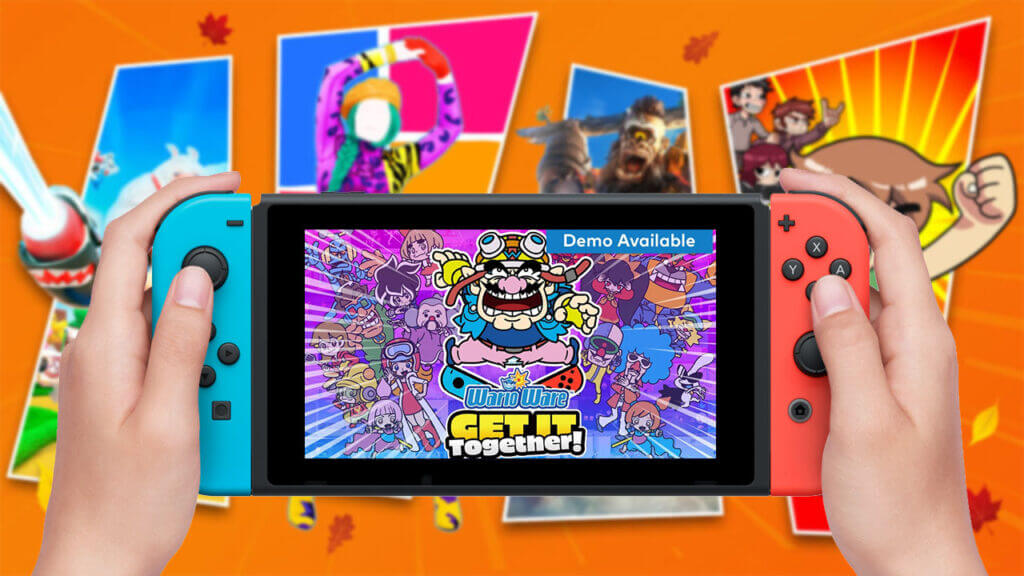 This Week (September 10) on Switch eShop: WarioWare and Ubisoft Sale