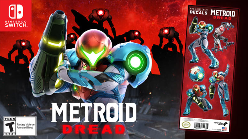 Switch eShop September 17 new releases and sales of Metroid Dread