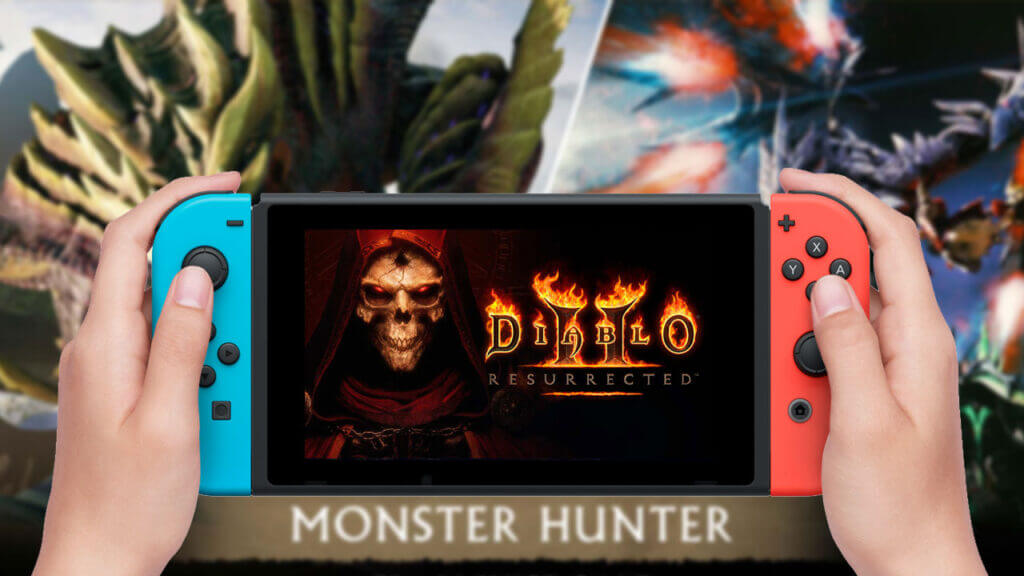 This Week (September 24) on Switch eShop: Diablo and Blockbuster Sales
