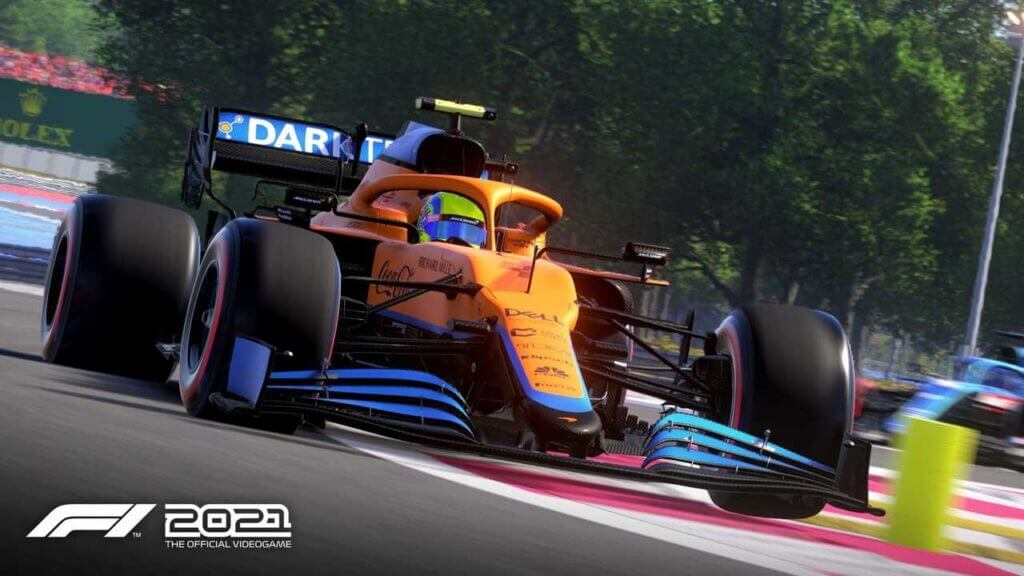 F1 2021 Update 1.10 Patch Notes