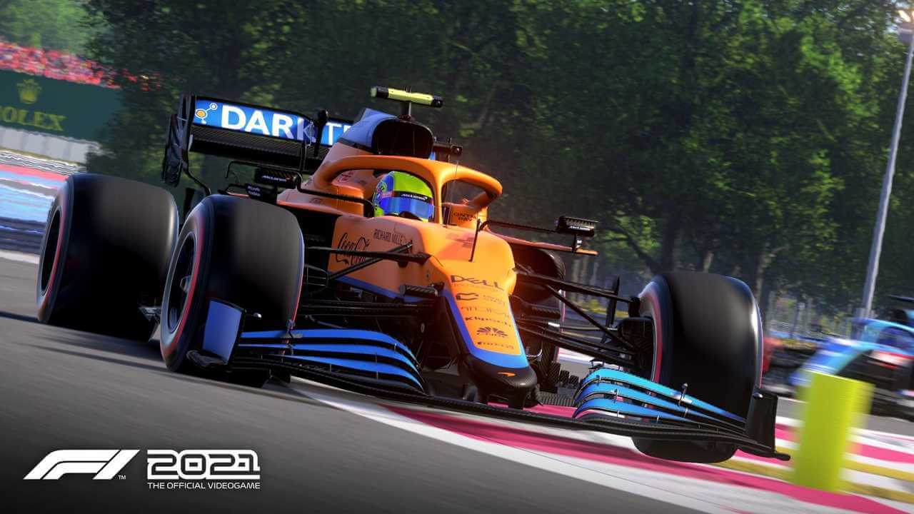 F1 2021 Update 1.12 Patch Notes