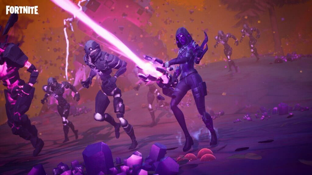 Fortnite Chapter 2 Season 8 Update (18.00) Patch Notes