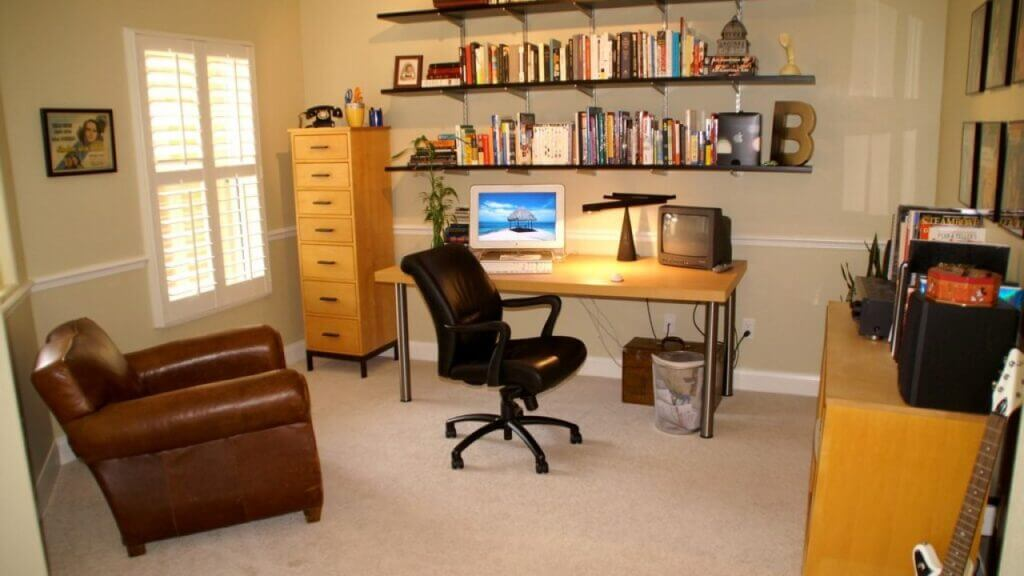 All You Need to Set Up a Comfortable Home Office