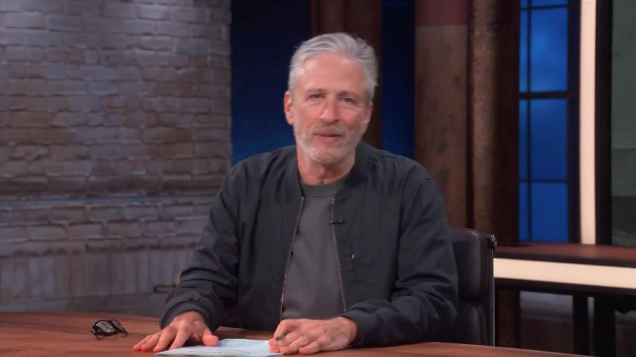 Apple TV Releases First Look At The Problem With Jon Stewart