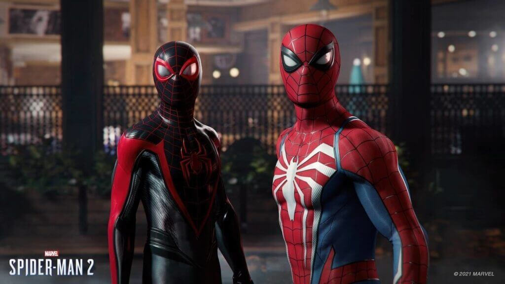 Marvel's Spider-Man 2 Announced During PlayStation Showcase