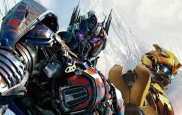 'Transformers: Rise of the Beasts' Director Releases New Logo