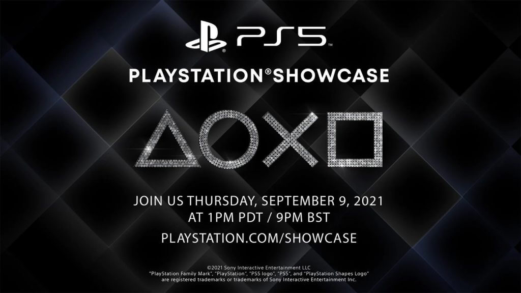 PlayStation Showcase Event Planned For Next Thursday
