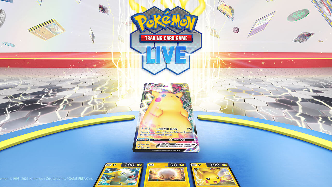 Pokemon Trading Card Game Live Revealed for PC, iOS, and Android
