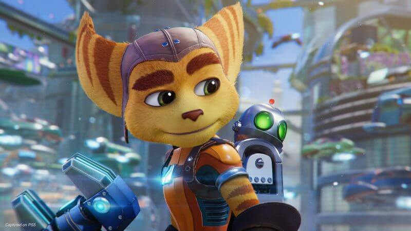 Ratchet and Clank, Funniest Video Game Characters