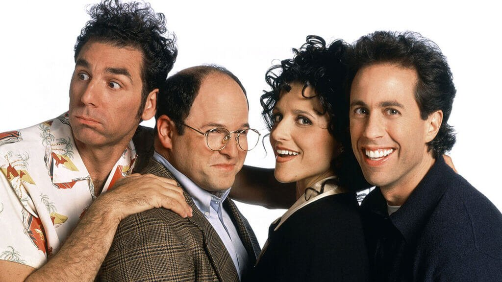 Seinfeld TV Show Finds New Home with Comedy Central