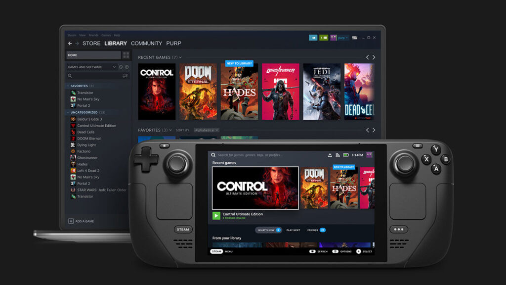 Steam Might Be Getting an Instant Play Feature