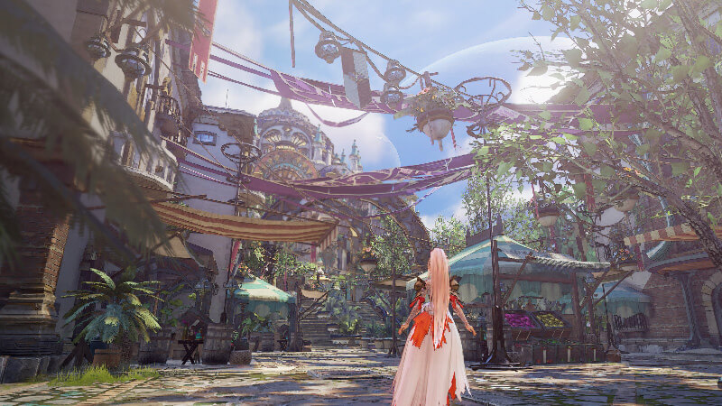 tales of arise weapons