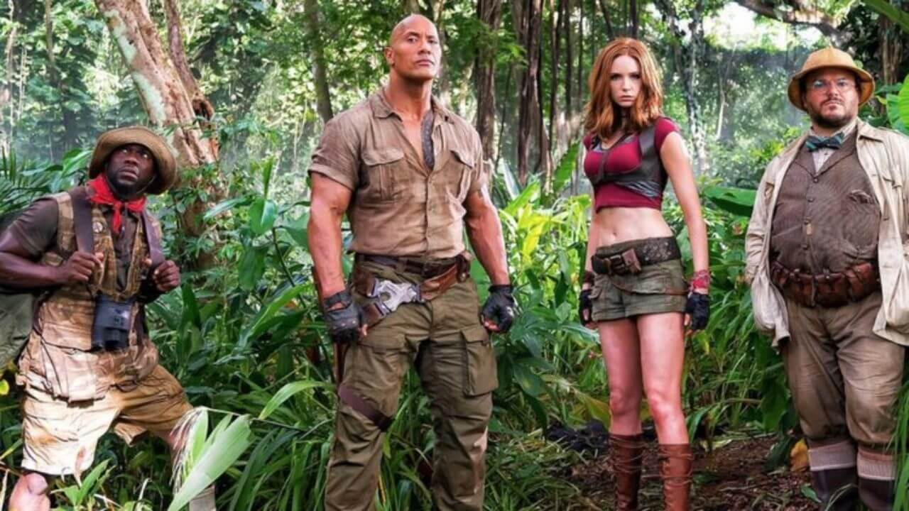 World's First 'Jumanji' Ride Will Take Riders On a Thrilling Experience