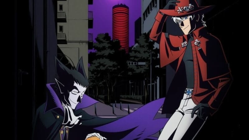 The Vampire Dies in No Time, Funimation streaming