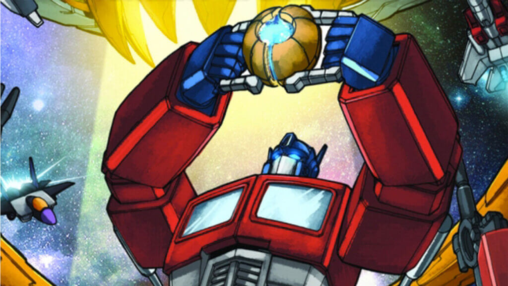 'The Transformers: The Movie' 35th Anniversary Sees Rerelease