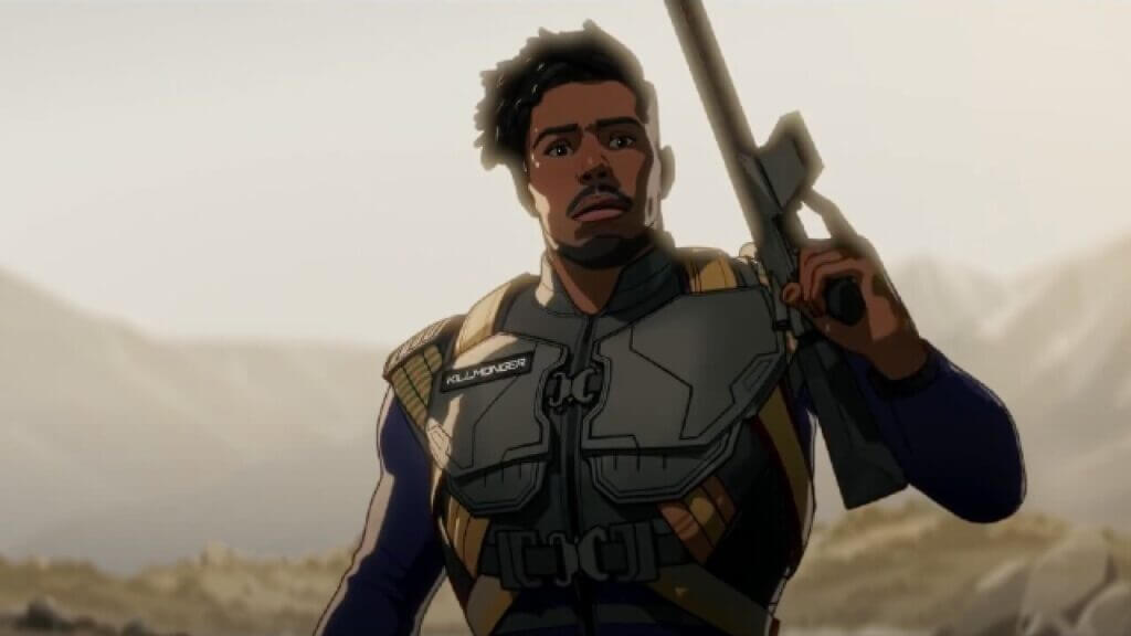 Killmonger and Tony Stark Team Up in Promo For 'What If...' Episode 6