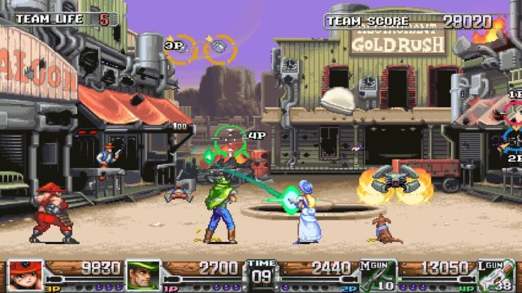 Wild Guns Reloaded Gets Limited Edition and Collector's Edition Versions