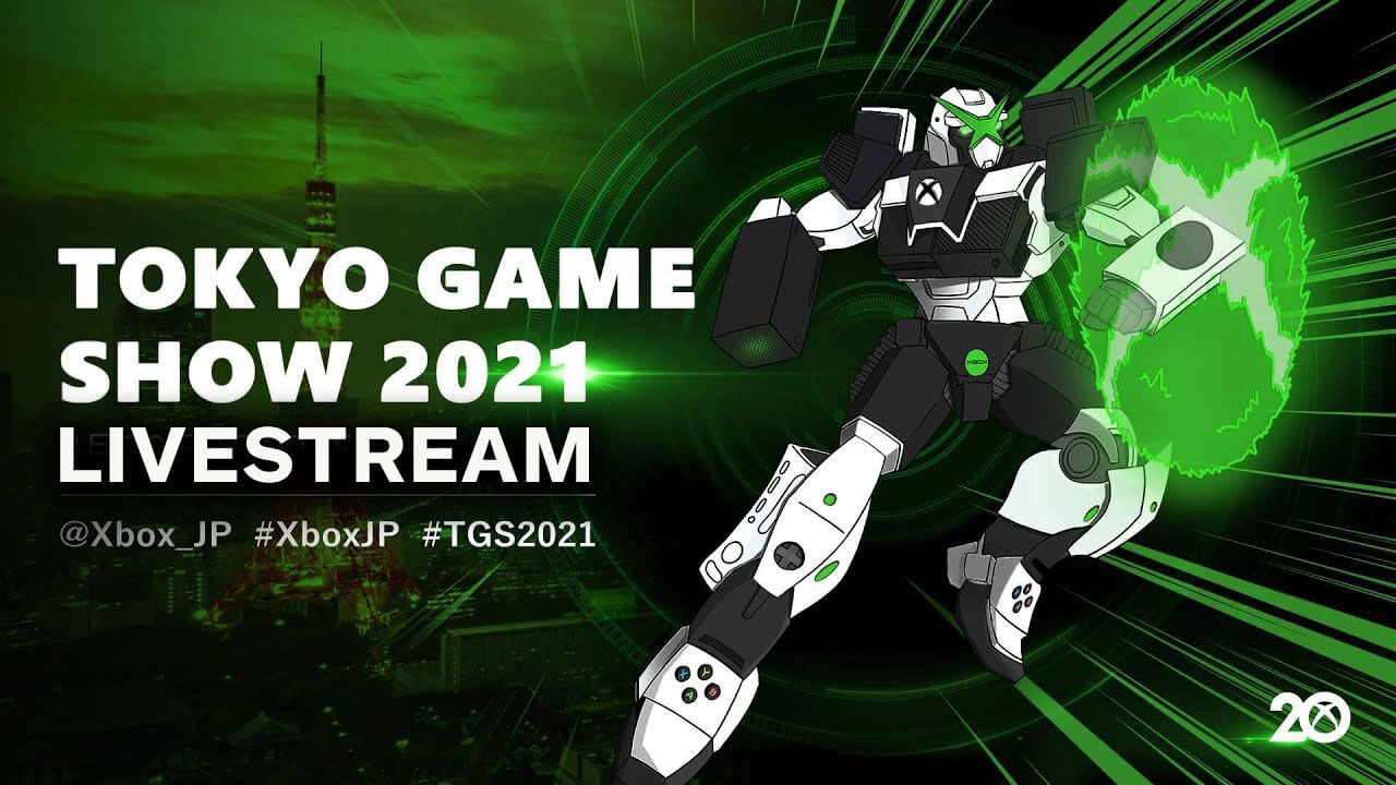 Xbox Live Stream TGS 2021: Everything Announced
