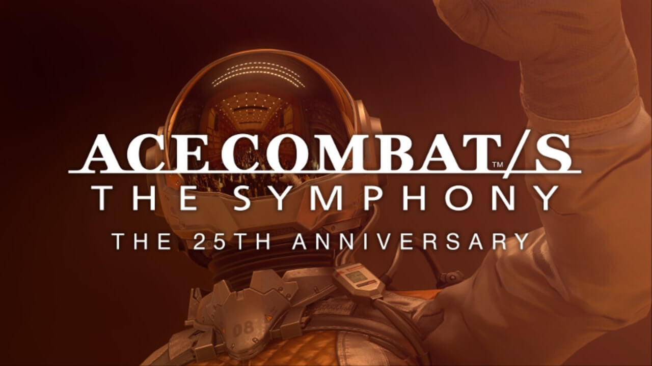 Ace Combat's 25th Anniversary Symphony Concert Will Be Livestreamed