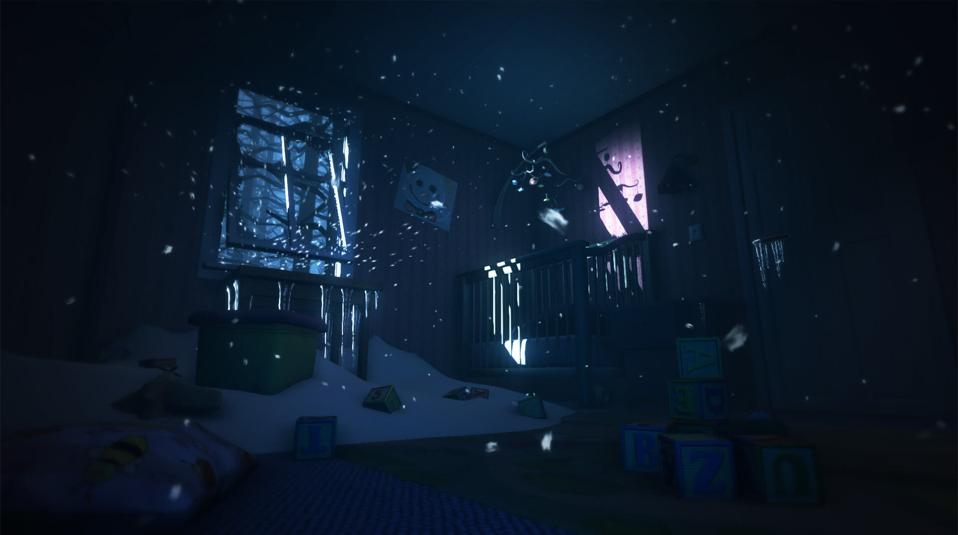 Among the Sleep Next Week's Epic Games Store Free Game
