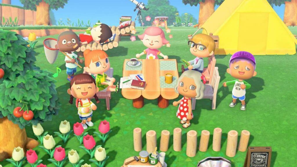 Animal Crossing: New Horizons is Getting DLC & More