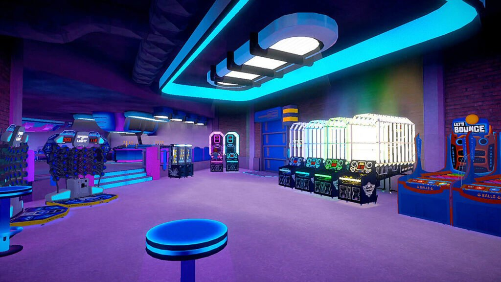 LAI Games to Release Arcade Legend Next Year for Steam VR and Oculus