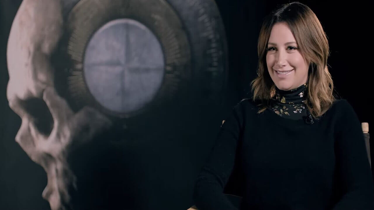 Ashley Tisdale Details Her Acting Process in Dark Pictures Interview