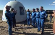 Shatner's First Words After Successful Blue Origin NS-18 Mission