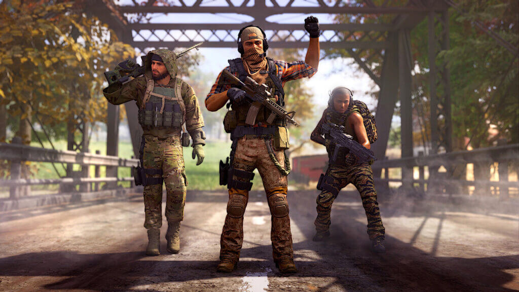 Ghost Recon Frontline Announced as a Free-To-Play Online Game