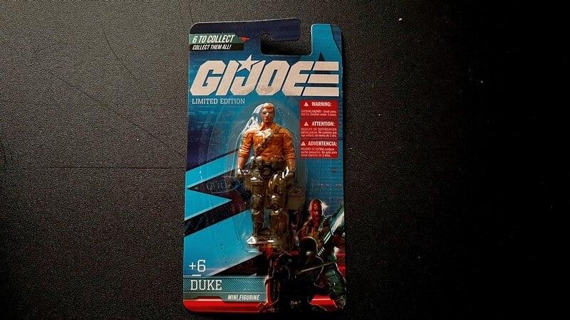 Image of Geek Fuel G.I. Joe Figure of Duke